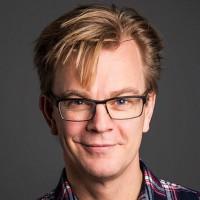 Anders Sjöman, kommunikationschef Centrum för Näringslivshistoria