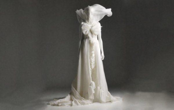 Bröllopsklänning, 2006, H&M Hennes & Mauritz ABs arkiv.