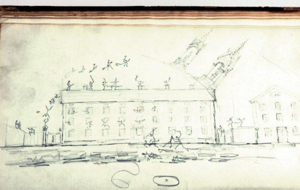1800-talsklotter, ca 1865, Bolinders Mekaniska Verkstads ABs arkiv.
